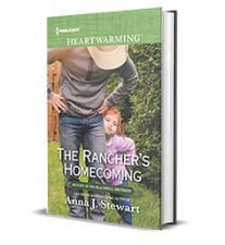 The Rancher's Homecoming by Anna J. Stewart – Book Review, Preview