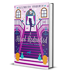 A Heart Redirected by Elizabeth Maddrey – Book Review, Preview