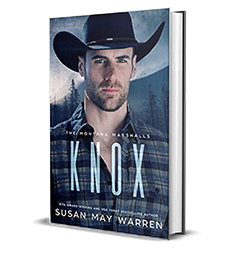 Knox by Susan May Warren – Spotlight, Pre-order Special