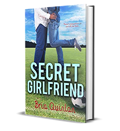 YA Love Tour – Secret Life and Secret Girlfriend by Bria Quinlan – Spotlight, Preview