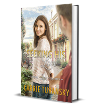 Seeking His Love by Carrie Turansky – Book Review
