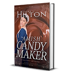 The Amish Candymaker by Laura V. Hilton