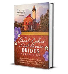 The Great Lakes Lighthouse Brides Collection: 7 Historical Romances Are a Beacon of Hope to Weary Hearts by Lena Nelson Dooley, Rebecca Jepson, Carrie Fancett Pagels, Candice Sue Patterson, Kathleen Rouser, Pegg Thomas, Marilyn Turk