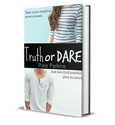 Truth or Dare by Pixie Perkins – Book Review, Preview