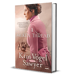 A Silken Thread by Kim Vogel Sawyer- Book Review, Preview