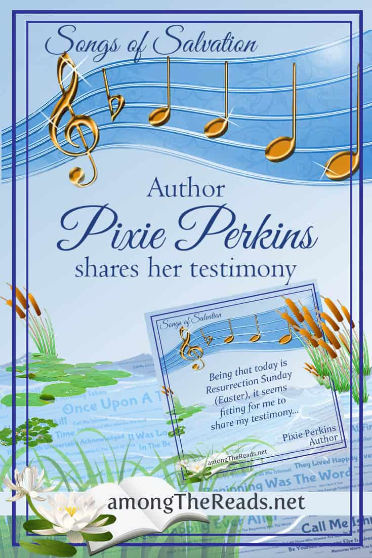 Songs of Salvation – Pixie Perkins