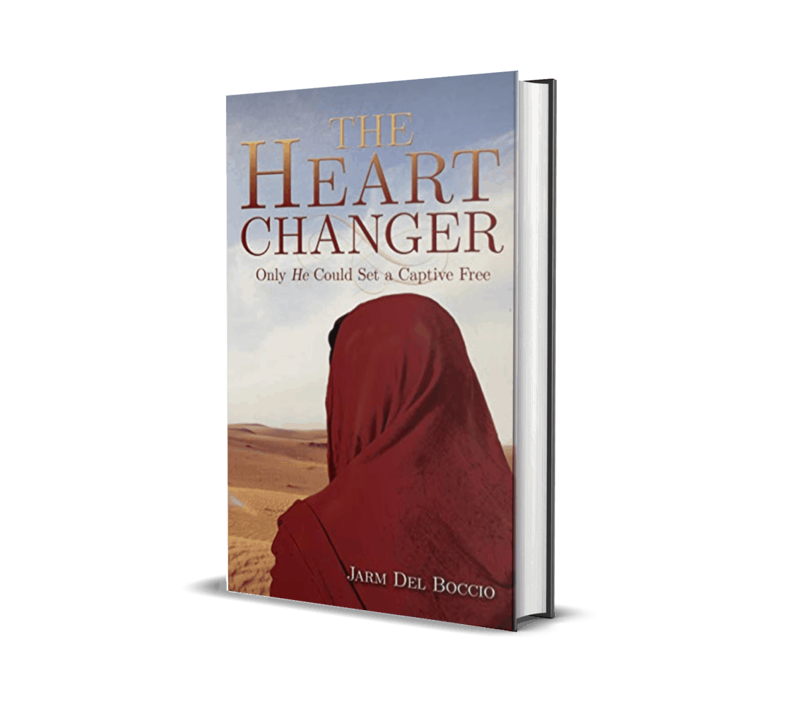 The Heart Changer by Jarm Del Boccio