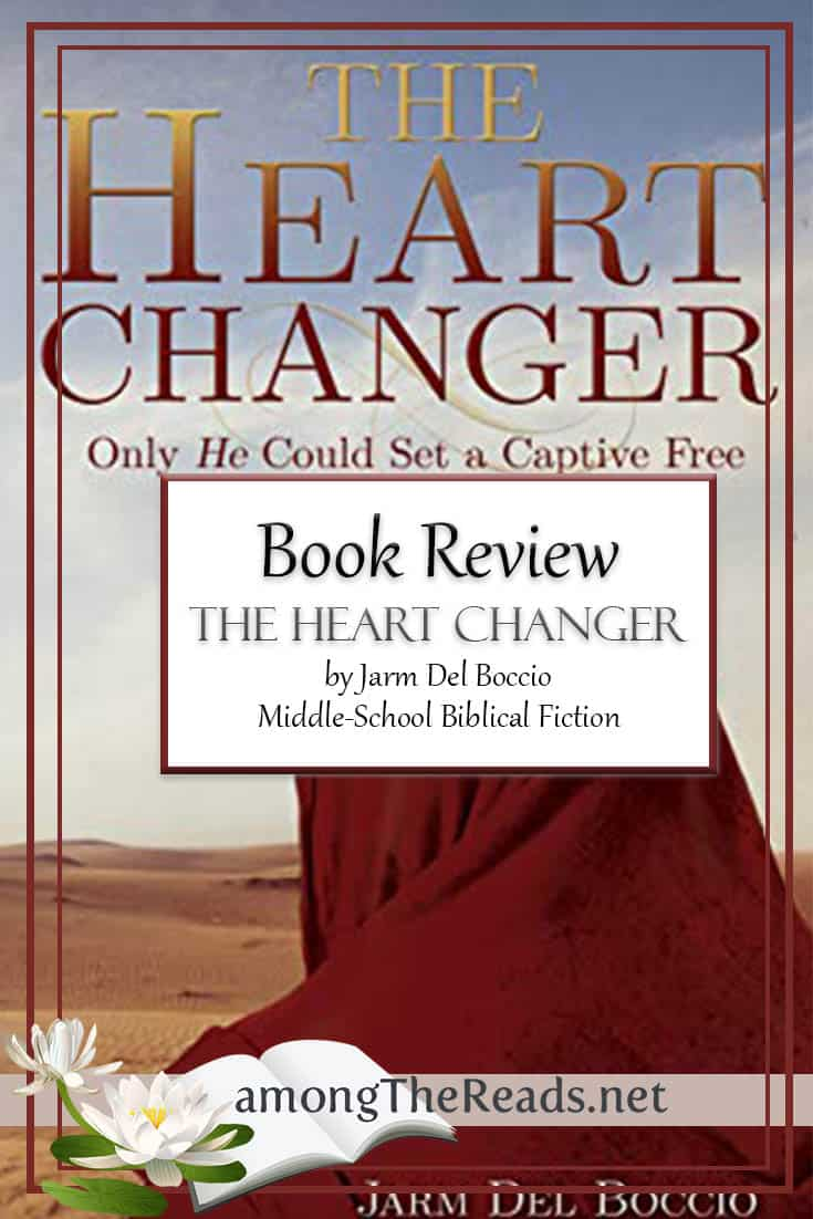 The Heart Changer by Jarm Del Boccio – Book Review, Preview