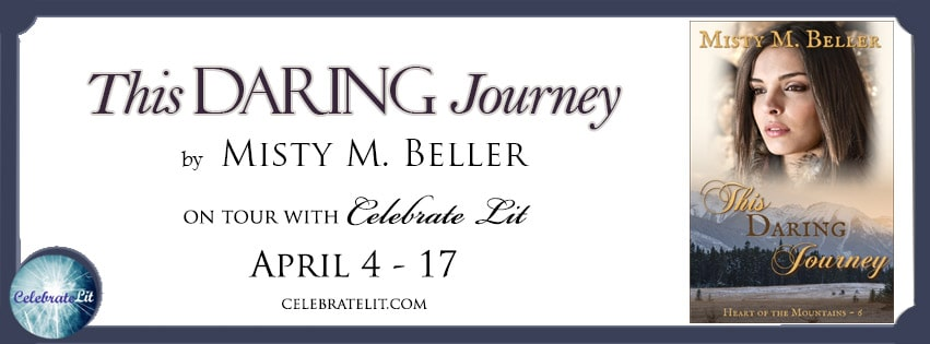 This Daring Journey by Misty M. Beller - Book Review, Preview