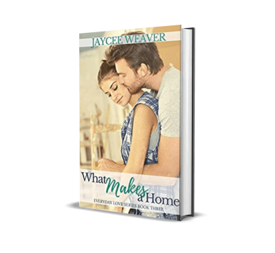 What Makes a Home by Jaycee Weaver – Book Review, Preview