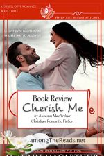 Cherish Me by Autumn MacArthur – Book Review, Preview