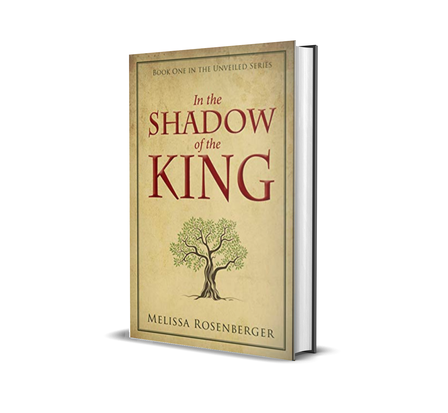 In the Shadow of the King  by Melissa Rosenberger