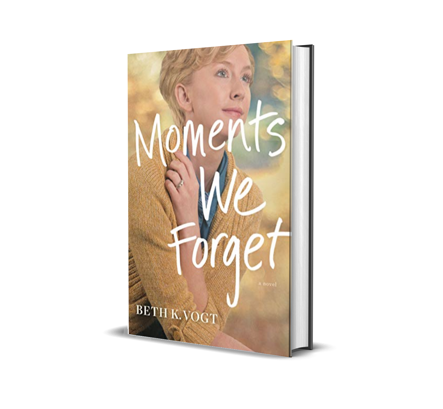 Moments We Forget by Beth K. Vogt