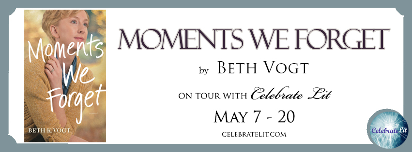 Moments We Forget by Beth K. Vogt - Book Review, Preview