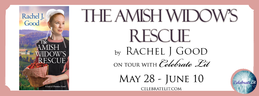 The Amish Widow's Rescue by Rachel J. Good - Book Review, Preview