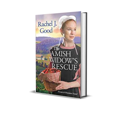 The Amish Widow's Rescue by Rachel J. Good – Book Review, Preview