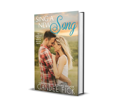 Sing a New Song by Candee Fick – Book Review, Preview