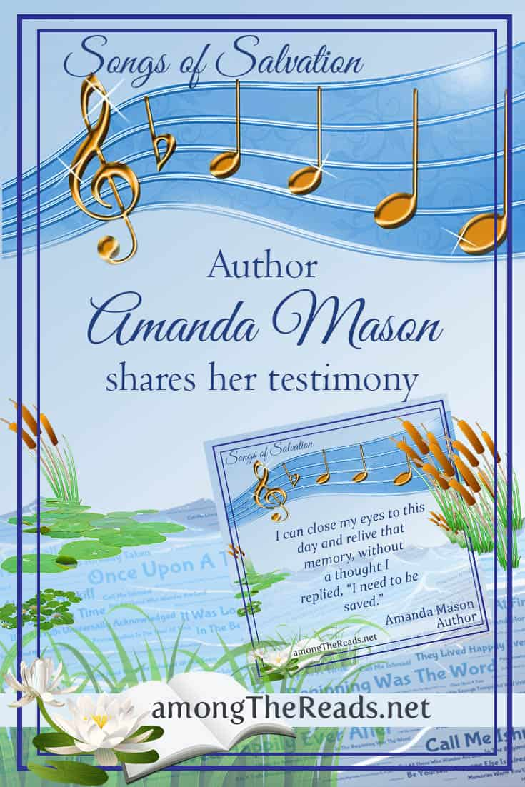 Songs of Salvation – Amanda Mason