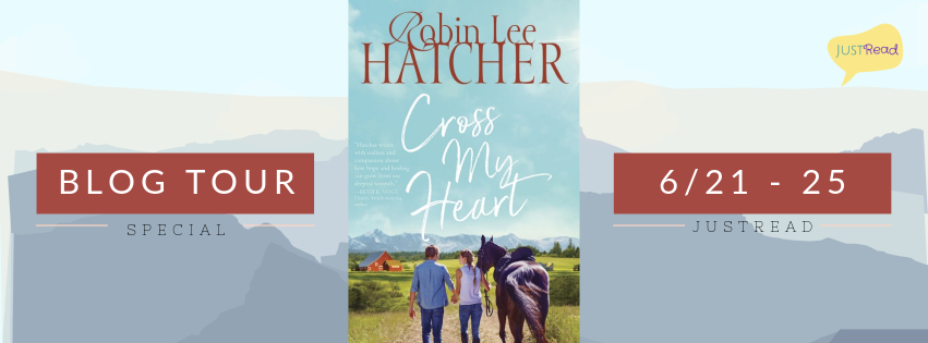Cross My Heart by Robin Lee Hatcher - Book Spotlight