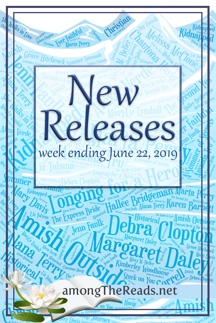 New Releases and Giveaways this Week with Previews – June 22, 2019