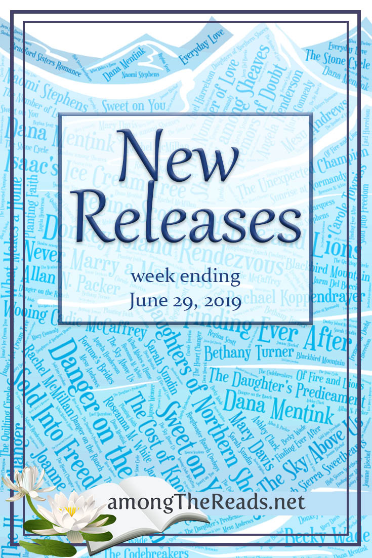 New Releases and Giveaways this Week with Previews – June 29, 2019