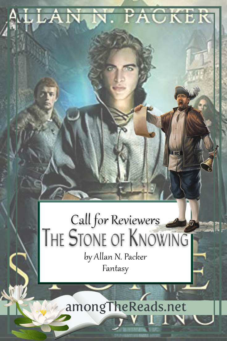 Call for Reviewers: The Stone of Knowing – Fantasy Novel