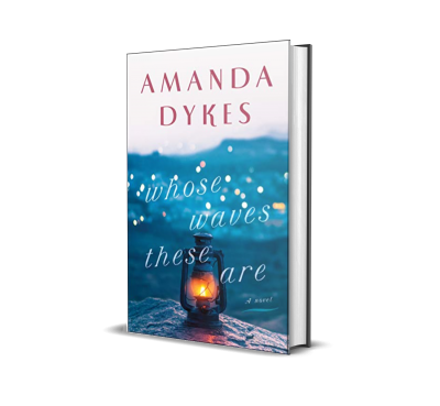 Whose Waves These Are by Amanda Dykes – Book Review, Preview