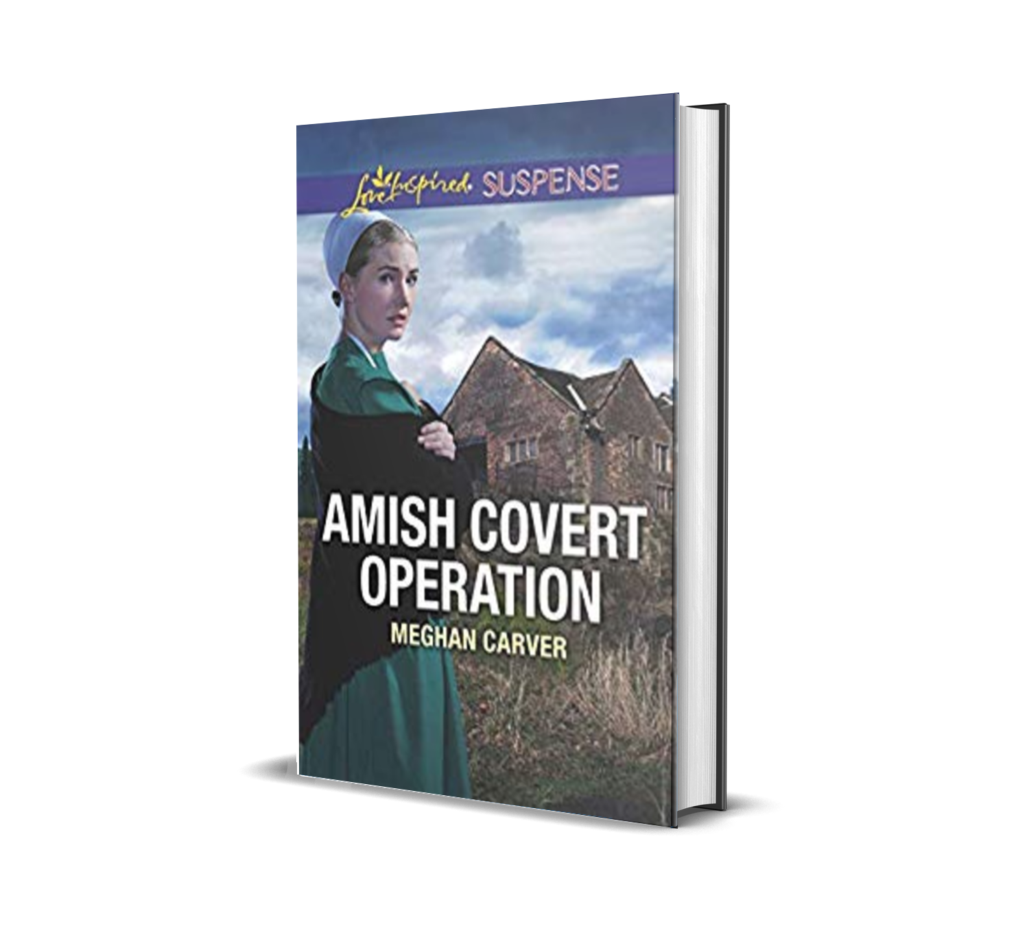 Amish Covert Operation by Meghan Carver