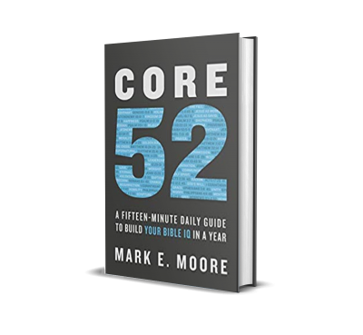 Core 52 by Mark E. Moore – Book Review, Preview