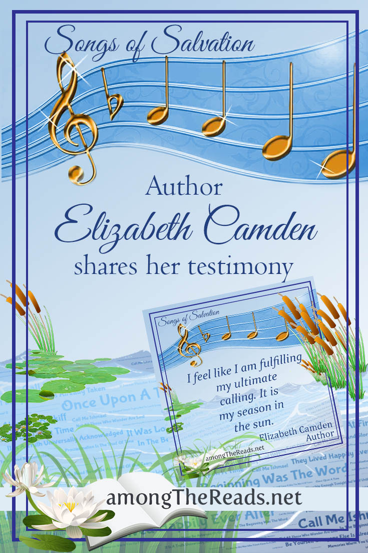Songs of Salvation – Elizabeth Camden