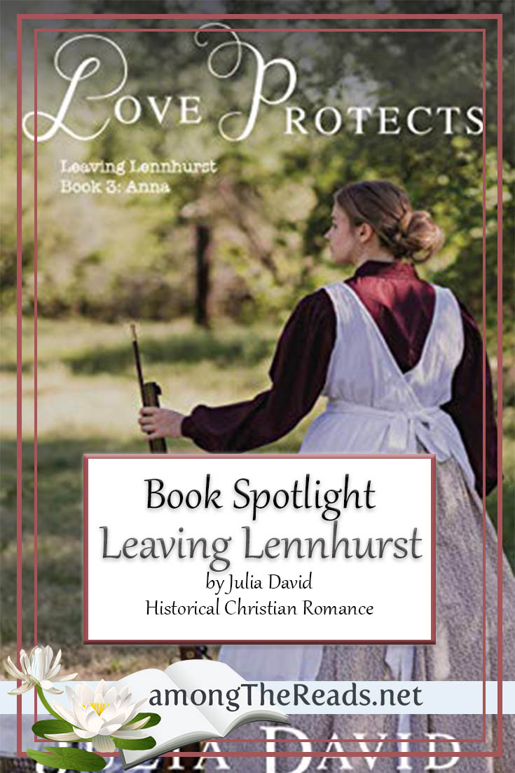 Leaving Lennhurst by Julia David – Book Series Spotlight, Guest Post