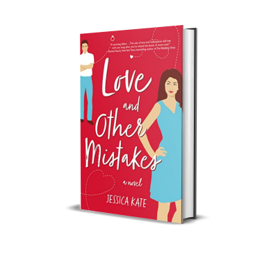 Love and Other Mistakes by Jessica Kate – Book Review, Preview