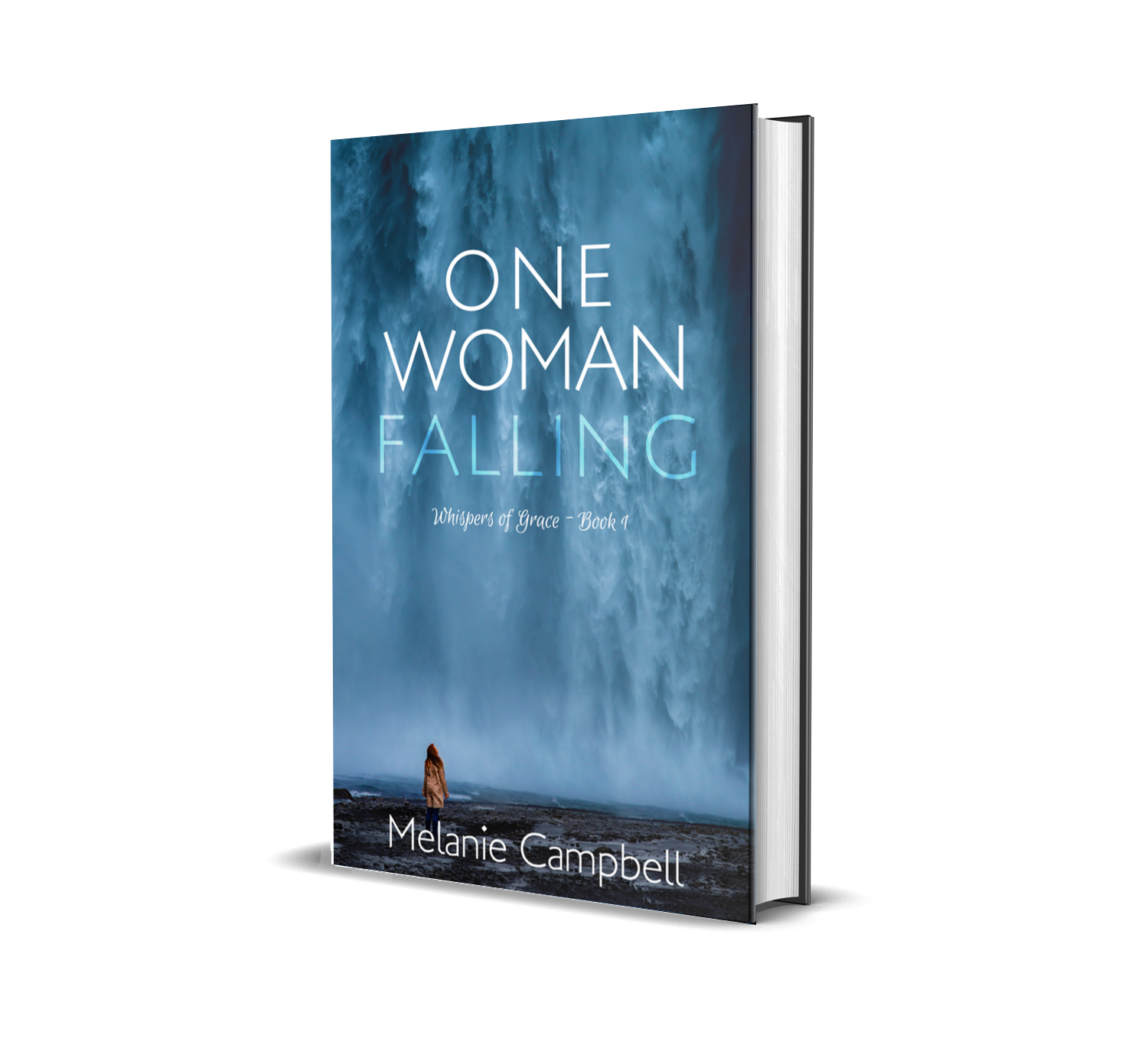 One Woman Falling  by Melanie Campbell