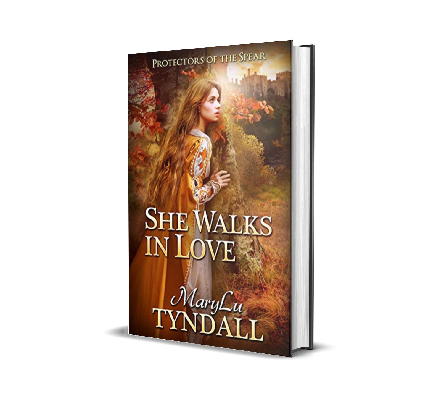 She Walks in Love by MaryLu Tyndall