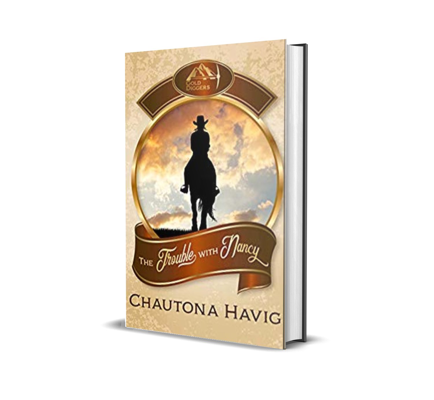 The Trouble with Nancy by Chautona Havig