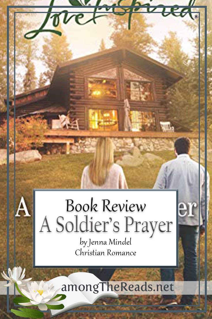 A Soldier's Prayer by Jenna Mindel – Book Review, Preview