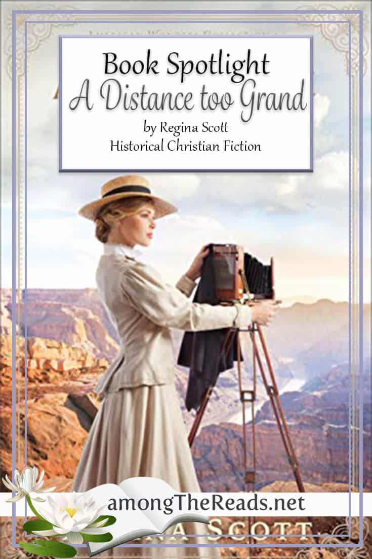 A Distance Too Grand by Regina Scott – Special Excerpt, Spotlight