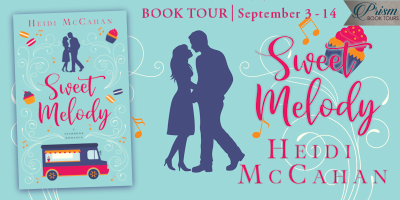 Sweet Melody by Heidi McCahan - Book Review, Preview