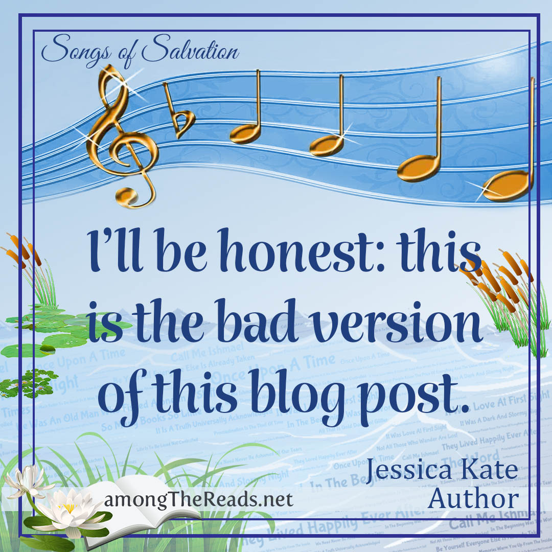 Songs of Salvation – Jessica Kate
