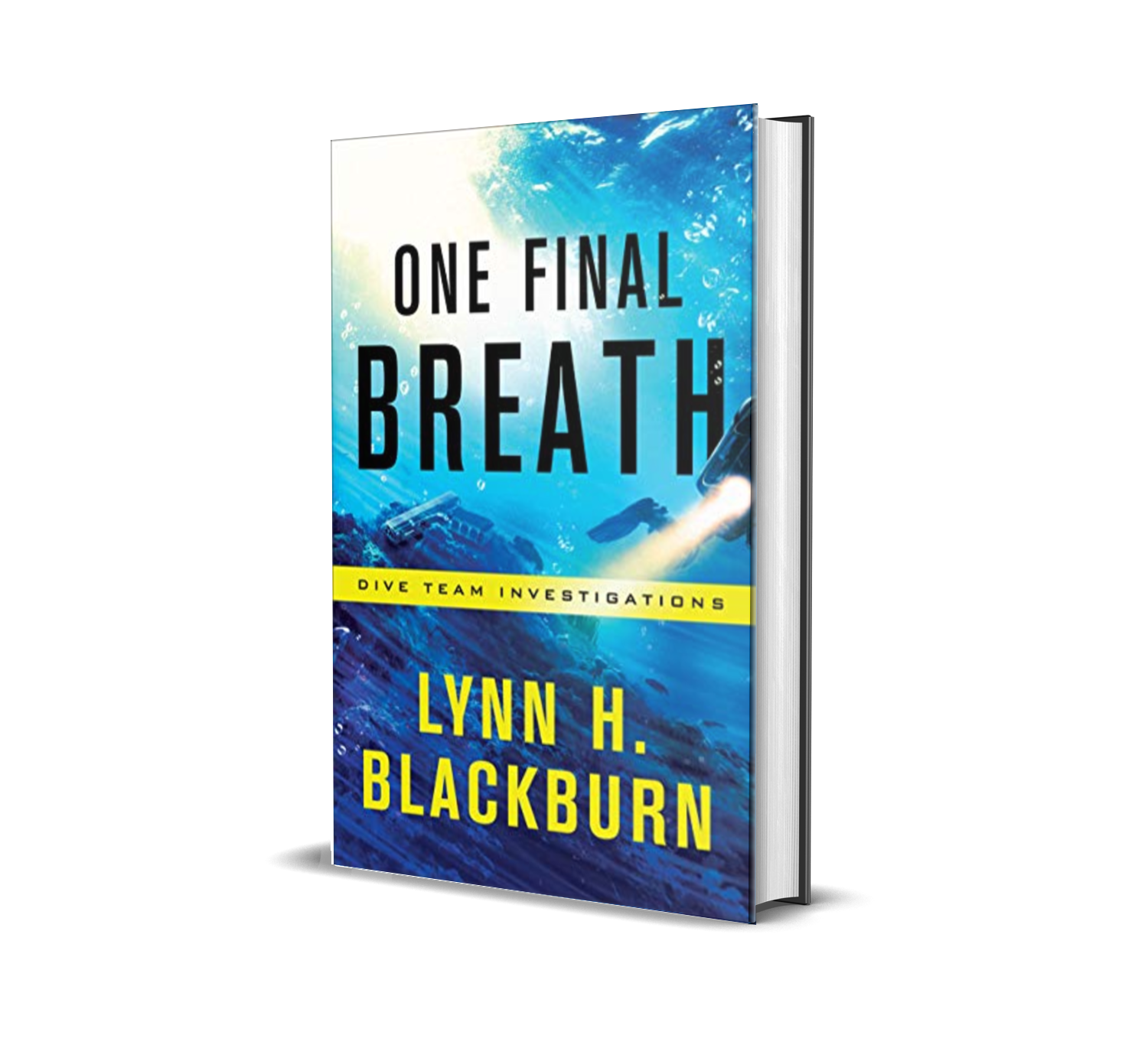One Final Breath by Lynn H. Blackburn