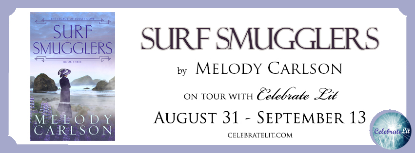 Surf Smugglers by Melody Carlson - Book Review, Preview