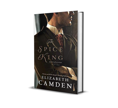 The Spice King by Elizabeth Camden – Book Review, Preview