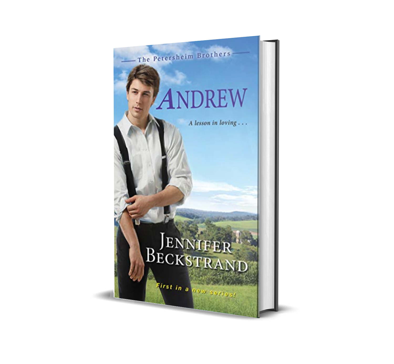 Andrew by Jennifer Beckstrand