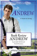 Andrew by Jennifer Beckstrand – Book Review, Preview