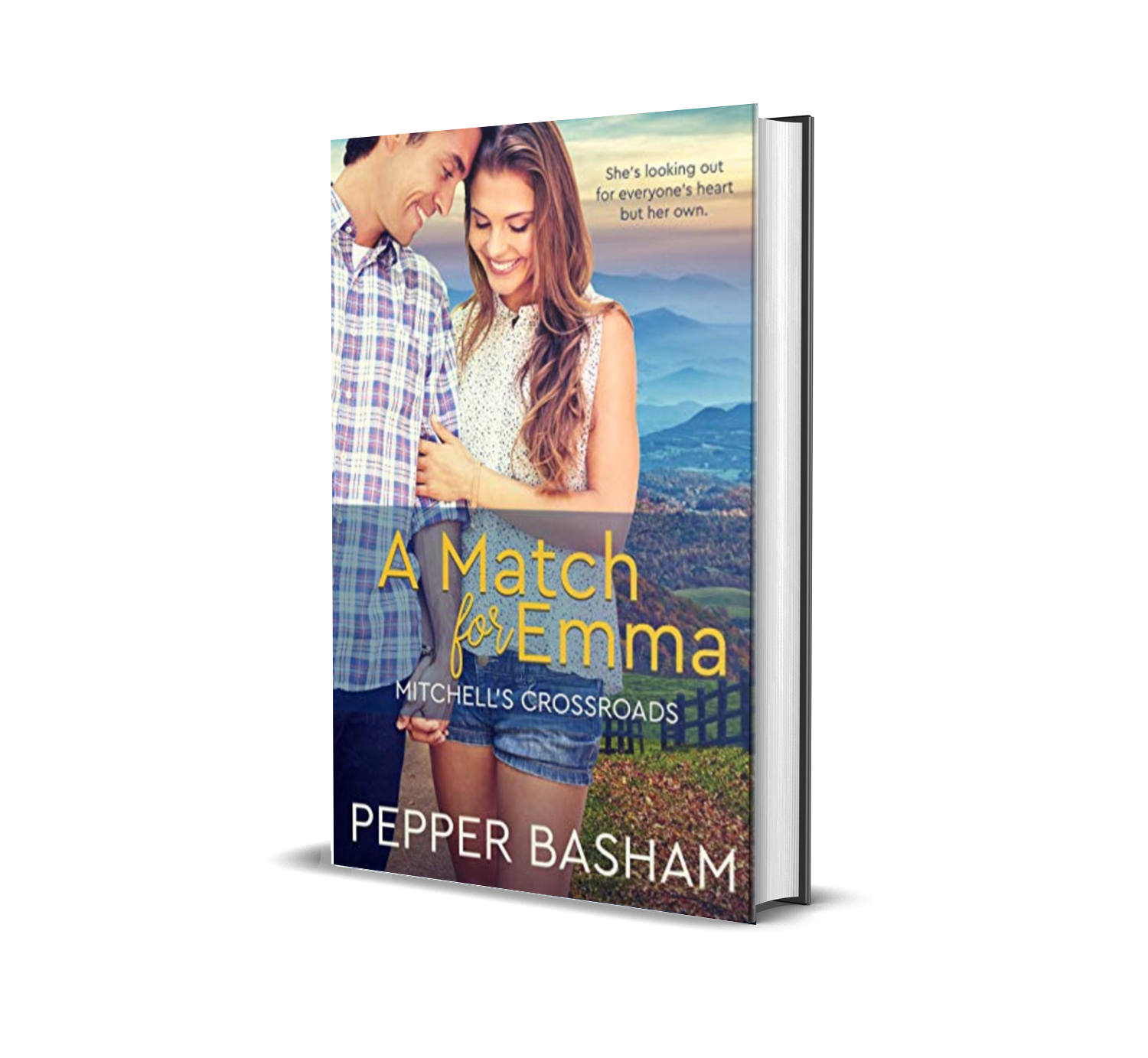 A Match for Emma by Pepper D. Basham