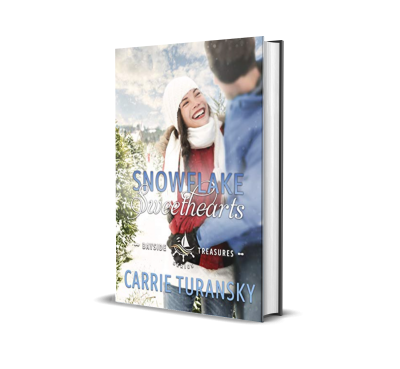 Snowflake Sweethearts by Carrie Turansky – Book Review, Preview
