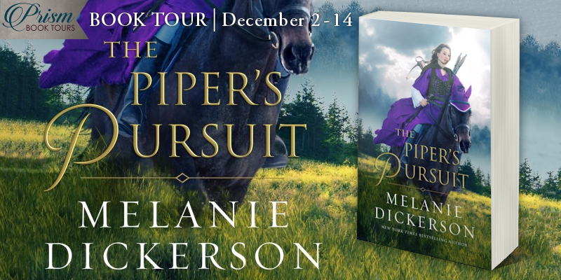The Piper's Pursuit by Melanie Dickerson - Excerpt