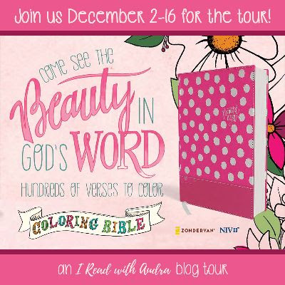 NIV Beautiful Word Coloring Bible for Girls - Book Review