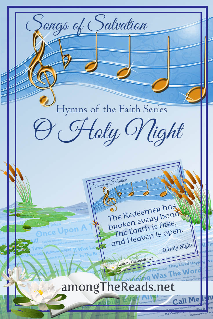 Songs of Salvation – O Holy Night
