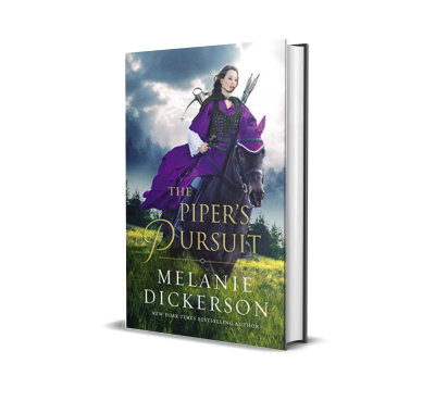 The Piper's Pursuit by Melanie Dickerson – Book Review